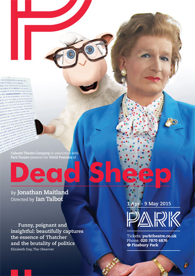 Dead Sheep Poster